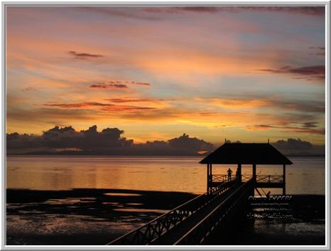 Sunset Dibaubau